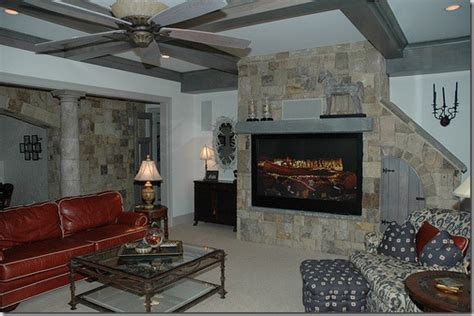 Fireplace With Tv Inside by Things That Inspire The Tv Dilemma Tv Fireplace
