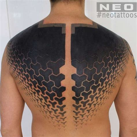geometric tattoos by swiss tattoo artist vuing com
