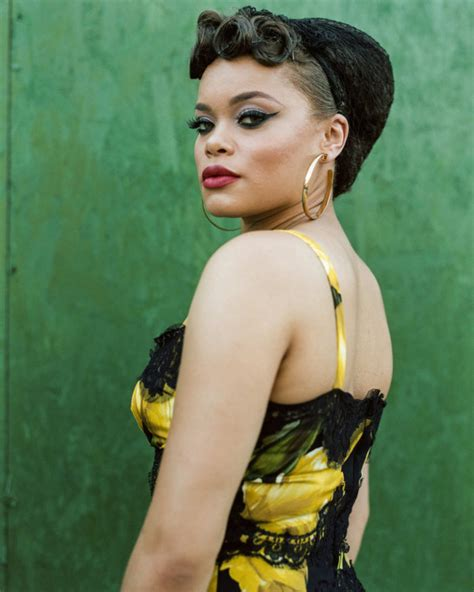 Snapshot: Andra Day by Andre Wagner for The Cut   Fashion