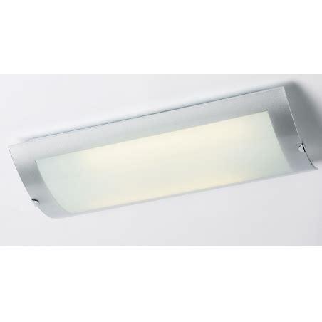 Low Energy Kitchen Lights Endon Endon 1405 45 2 Light Modern Low Energy Flush Kitchen Ceiling Light Opal Glass Chrome