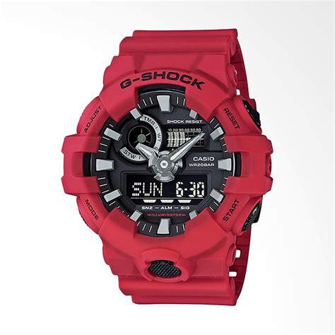 jual best deal 11 casio g shock ga 700 4adr jam tangan