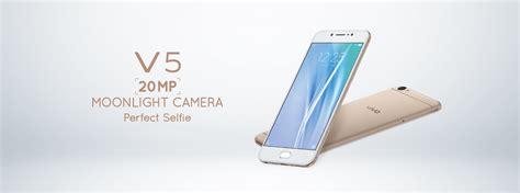 Vivo V5s Smartphone Gold Gold Space Grey vivo v5 selfie with 20mp moonlight front