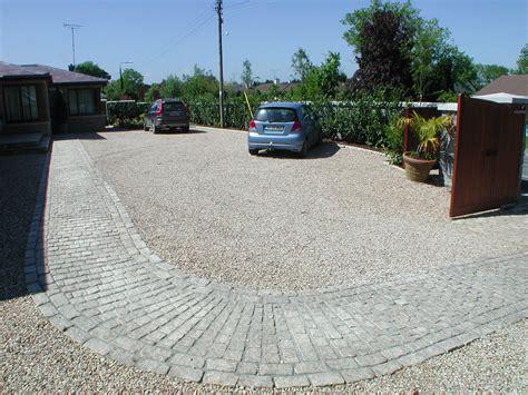 the green room northton driveway driveways cobblelock resin bond gravel