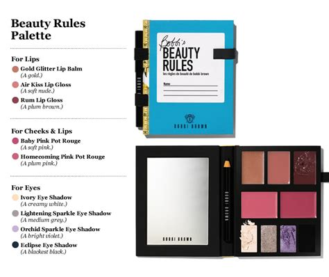 bobbi brown beauty rules 1452112754 bobbi brown beauty rules tradeduck com 全港首個以物換物交換網