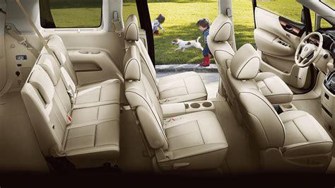 minivan nissan quest interior 2016 nissan quest nissan usa
