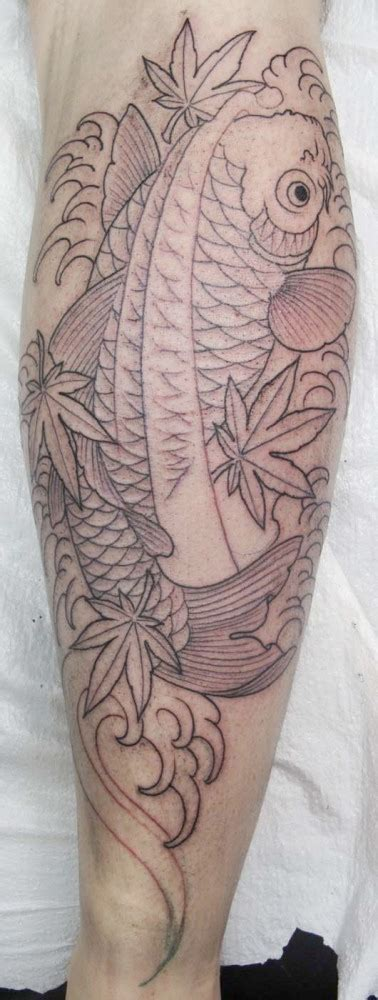 koi tattoo chris garver spotted koi tattoo by chris garver senses lost