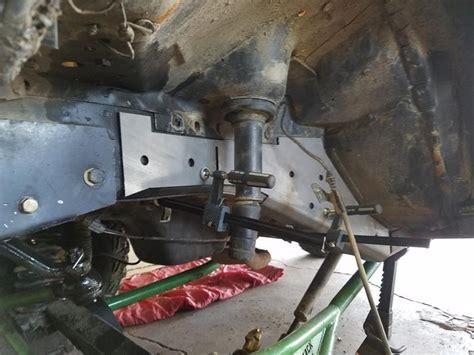 xj front frame stiffeners xj   ares fabrication