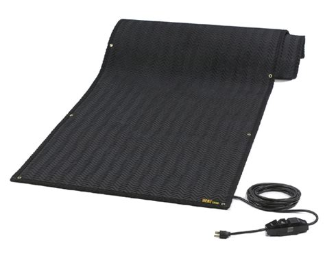 Heat Mat by Heat Trak Heated Outdoor Mats
