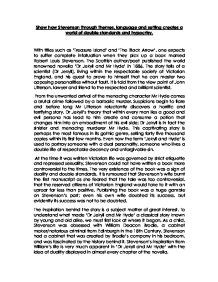 dr jekyll and mr hyde themes essay thesis statement for cause and effect essay excellent
