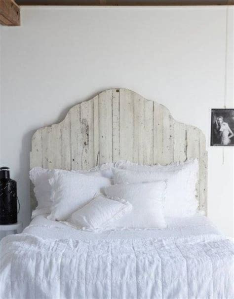 Whitewash Headboard by 27 Calm And Relaxed Whitewashed Headboards Digsdigs
