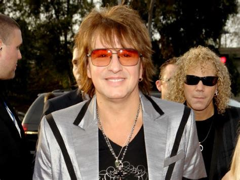 Is Richie Back In Rehab by Richie Sambora Checks Out Of Rehab Ny Daily News