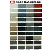 Sem Paint Color Chart Car Pictures