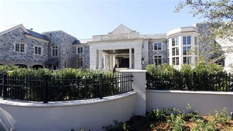 derek jeter s ta mega mansion completed homes of the rich