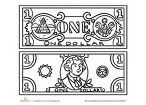 coloring page 5 dollar bill how to draw 50 dorrlor