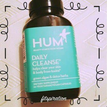 Daily Detox Hum Reviews by Hum Nutrition Daily Cleanse Tm 60 Capsules Reviews Find