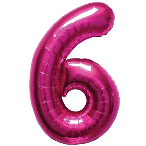 34 in number 6 magenta