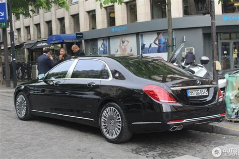 mercedes maybach 2010 mercedes maybach s600 17 april 2017 autogespot