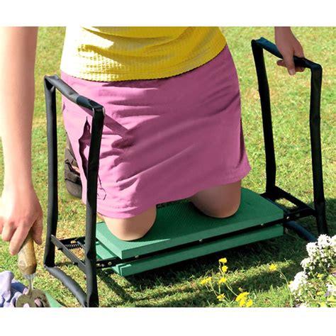 gardman foldaway garden kneeler seat gardman foldaway garden kneeler pad on sale fast