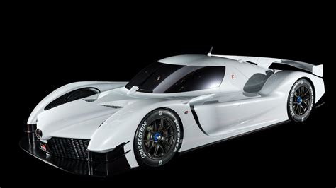 toyota supercar toyota s gr super sport concept is a racecar with street