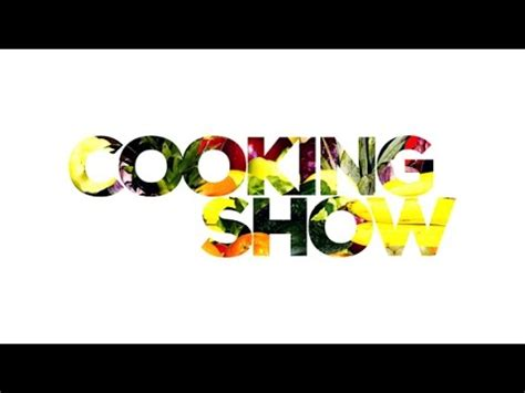 Cooking Show Template After Effects Template Cooking Show Intro