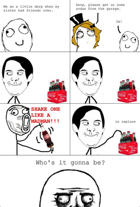Funny Meme Comic - the ten most hilarious rage comics ever