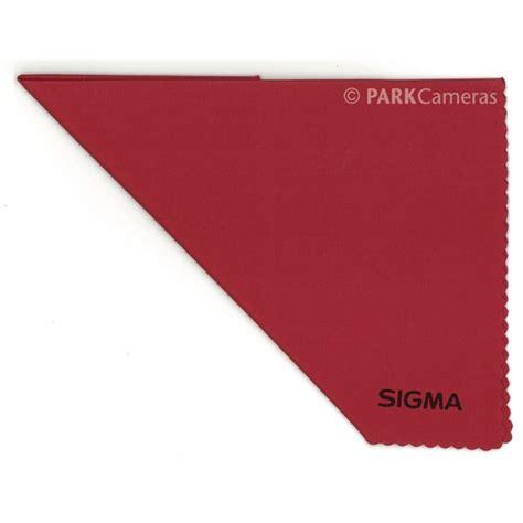 sigma cleaning cloth putih micro fibre cloth park cameras