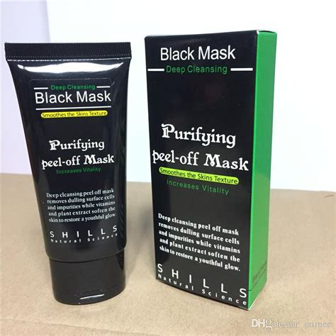 Theraskin Mask Peel Acelora Masker Peel Anti Aging black suction mask anti aging 50ml shills cleansing purifying peel black mask