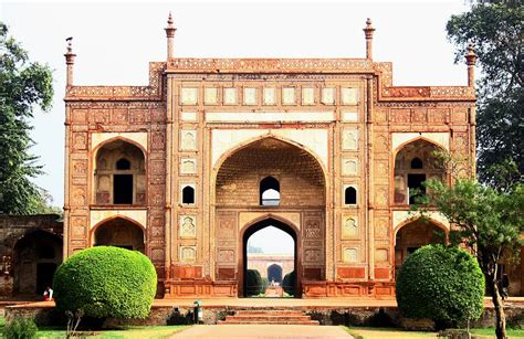 jahangir tomb historical facts  pictures  history hub