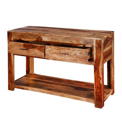 modern console table modern frontier indian rosewood console table w drawers