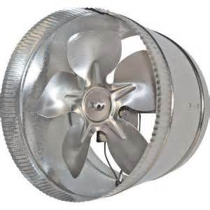 home depot duct fan suncourt inductor 10 in in line duct fan db210 the home