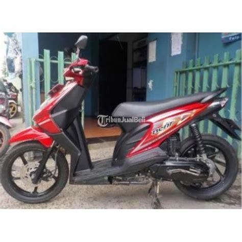 Motor Honda Beat Tahun 2011 motor matik seken honda beat tahun 2011 warna merah pajak