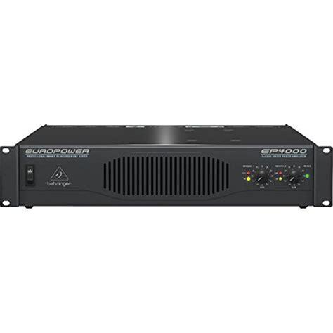 Power Lifier 4000 Watt professional 4000 watt stereo power lifier pro audio sound channel ebay