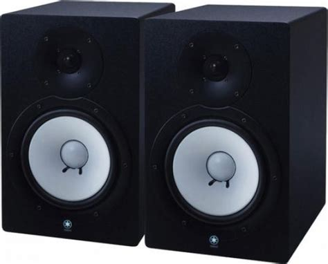 yamaha hs50m bookshelf speakers review test
