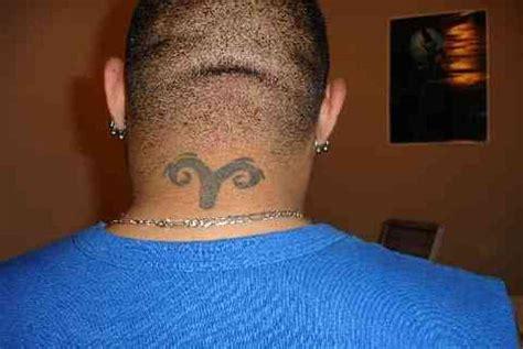 aries on neck 14 dashing aries neck tattoos