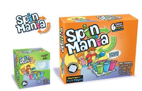 Game Box Layout | game box design cartoon logos and mascots