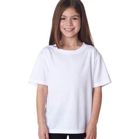 Child T Shirt sns plain white 100 cotton sofspun t shirt 160 gsm