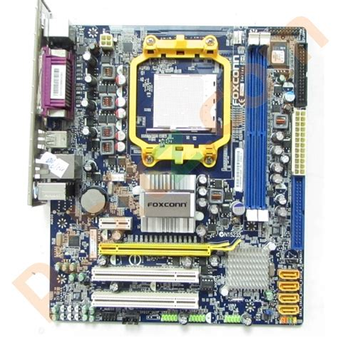 foxconn a76ml k amd 760g socket am3 motherboard with