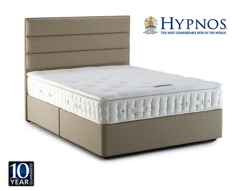 double bed pillow top hypnos emerald pillow top double mattress