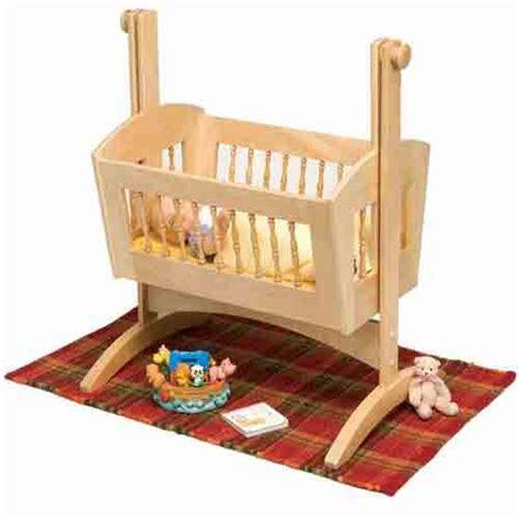 Dolls Swinging Crib by Doll Cradle Plans Includes Free Pdf