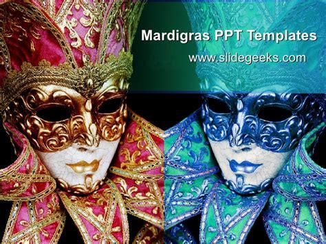mardi gras powerpoint template mardigras ppt templates