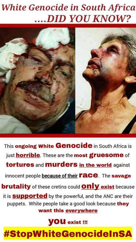 white genocide in south africa here are the names south african white genocide www imgkid com the image