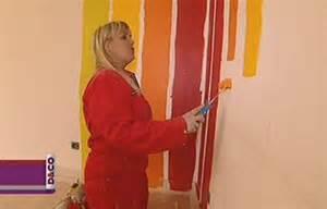 Comment Faire Des Bandes De Peinture Sur Un Mur