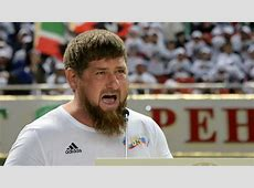 Chechen Leader: I'm Ready to Die for Putin Zappos Shoes