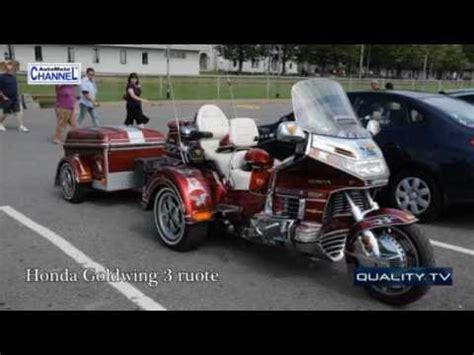 motor tre honda golgwing 3 ruote