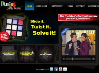 Rubiks Revolution Interactive As A by Going Interactive A Creative Digital Agency