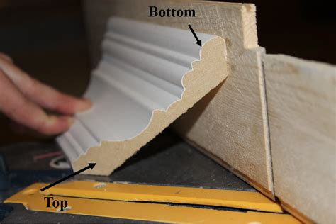 The Ragged Wren 4 Tips To Installing Cabinet Molding