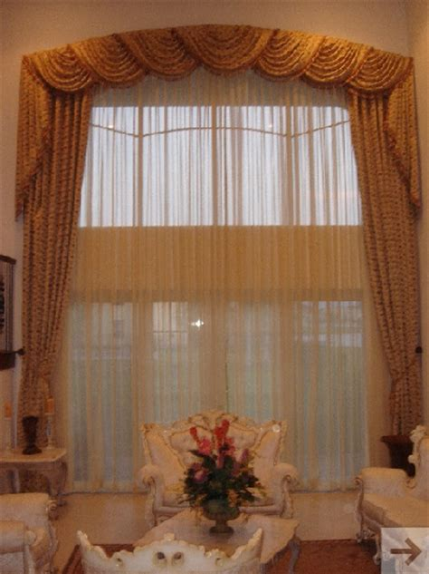 high ceiling drapes high ceiling treatments