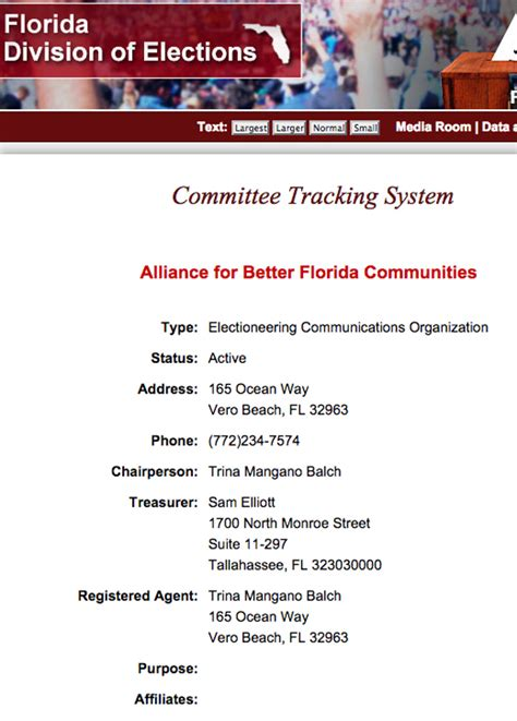 Indian River County Property Records Deeds Organization Supporting Howle Turner Has Yet To Register With City Clerk S Office
