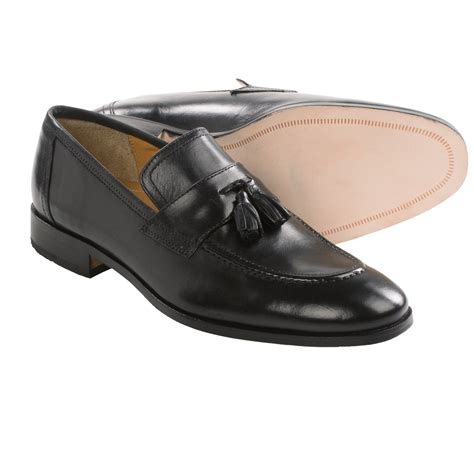 johnston and murphy tassel loafers johnston murphy kimball tassel loafers for save 39