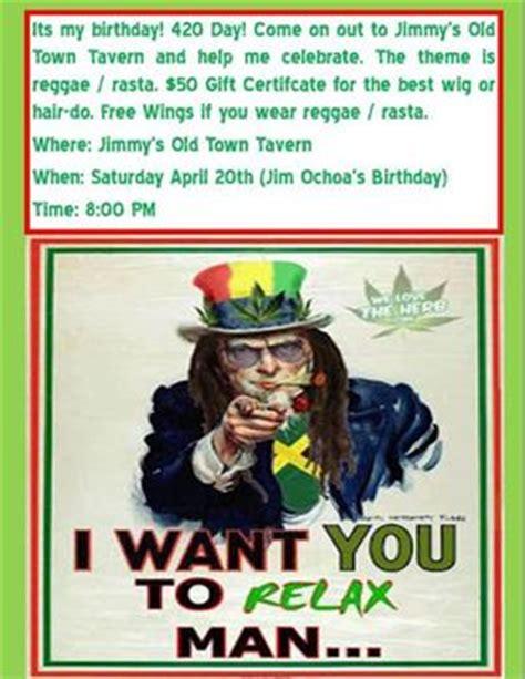 national 420 day reggae rasta party singles in the